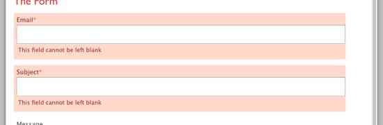 Validate Form Using Model Without Table In Cakephp