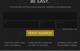 SmartyStreets Address Verification API Integration In Php